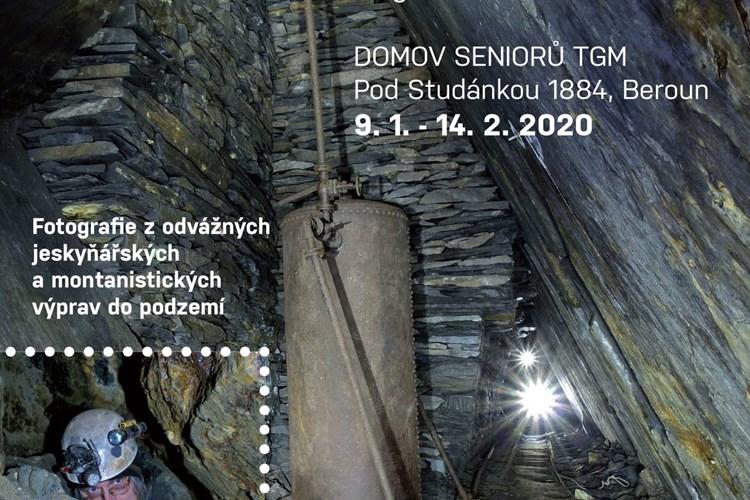 Fotografie ukazují, jaké jsou výpravy jeskyňářů a montanistů vydávajících se do podzemí