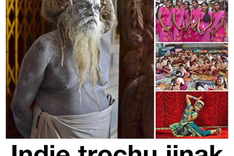 Fotografka zachytila šperky, hudební nástroje, oblečení i indické pokrmy. Vystavuje v Žacléři