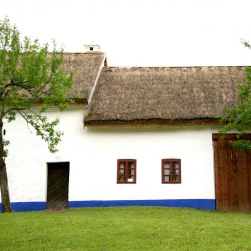 Muzeum Jana Amose Komenského - Rolnický dům a hospodářství