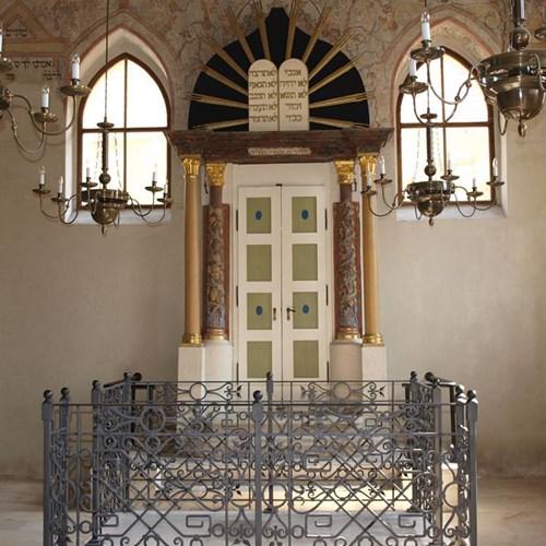 Muzeum regionu Boskovicka - Synagoga a mikve