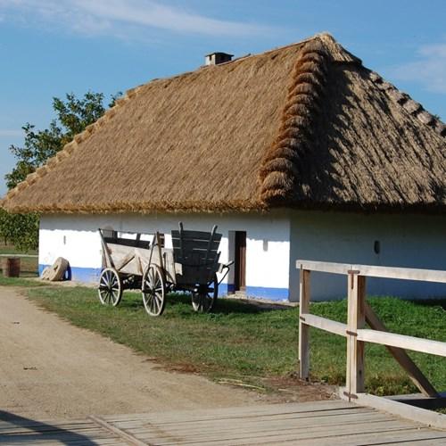 Muzeum vesnice jihovýchodní Moravy - skanzen Strážnice