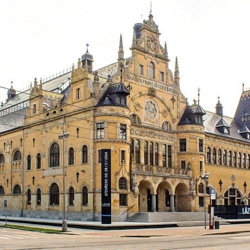 Liberecká galerie v lázních