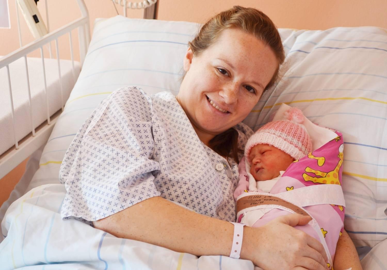 V Nemocnici Valašské Meziříčí se minulý rok narodilo 883 dětí