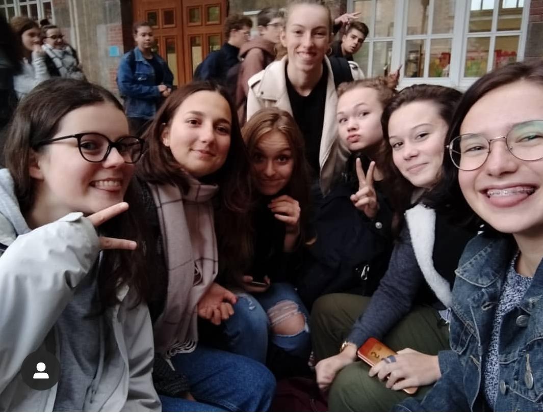 Jak hodnotí studium ve Francii středoškolačky z Vysočiny