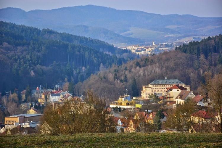 Podhůřím Bílých Karpat – z Bojkovic do Luhačovic
