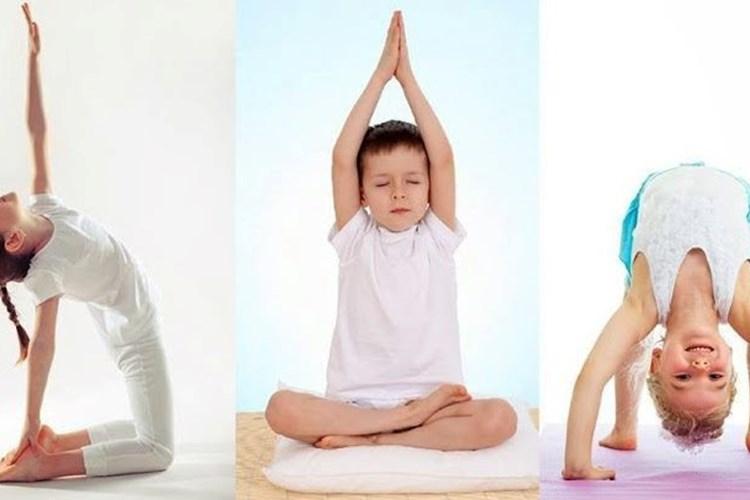Děti ve věku od 4 do 9 let mohou v Prostějově chodit na pravidelné cvičení jógy