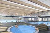 Znojmo žádá o podporu pro projekt výstavby krytého bazénu