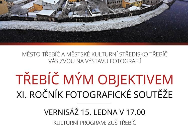 Na zámku v Třebíči jsou k vidění snímky tradiční fotografické soutěže
