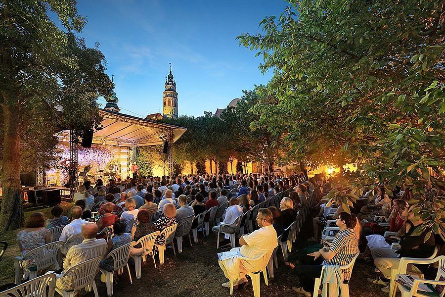 Popis: Mezinárodní hudební festival Český Krumlov 2020.