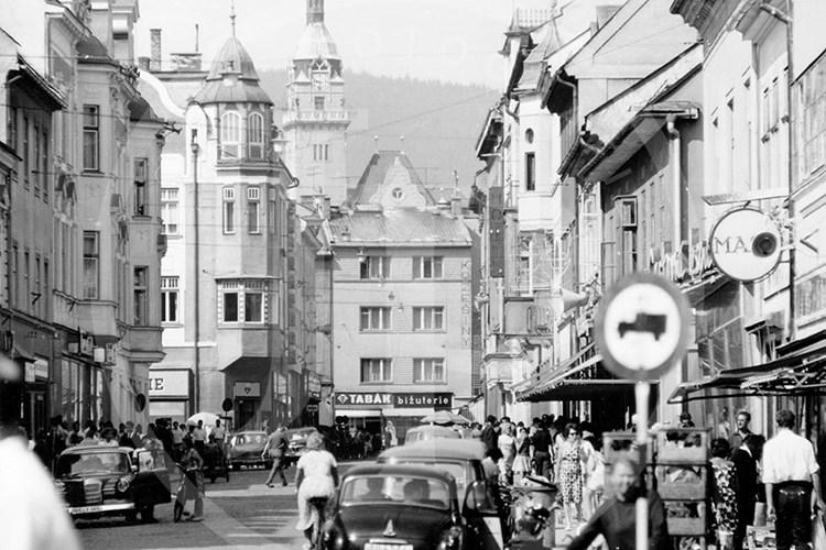 Ve výstavní síni šumperského muzea jsou k vidění snímky fotografa, který miloval toto město
