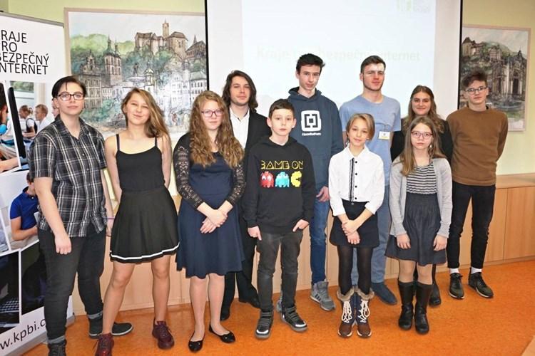 V soutěži o internetu uspěli i sokolovští školáci