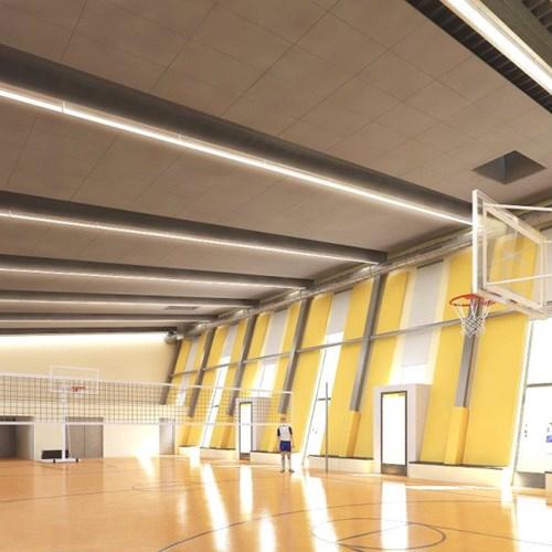 Město postaví ve Lhotě sportovní sál, sloužit bude sportovcům i pro setkání občanů