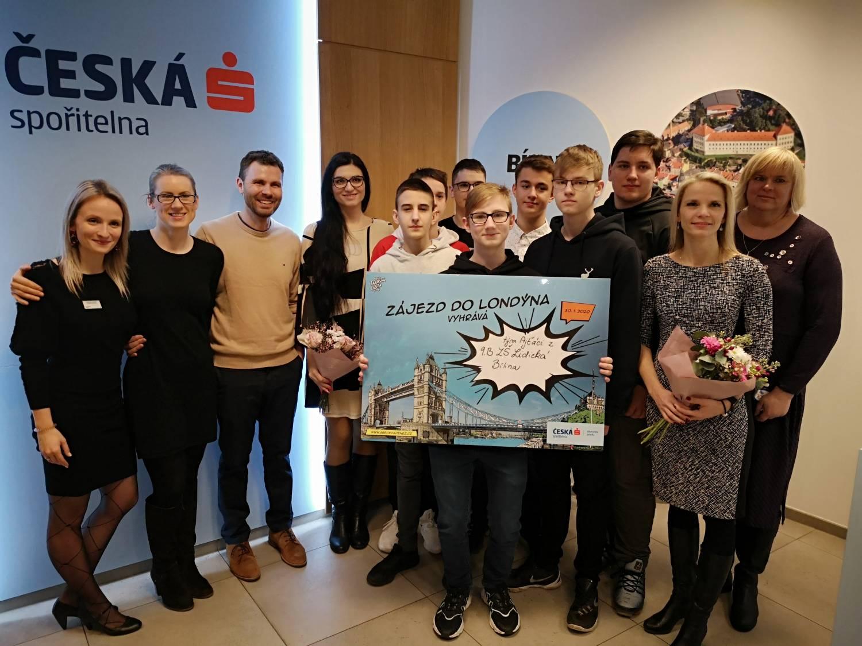 Školačka z Kamenice nad Lipou oceněna v celostátní soutěži finanční gramotnosti