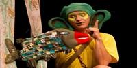 Divadlo Scéna vytváří pro vás a vaše děti pohádky on-line