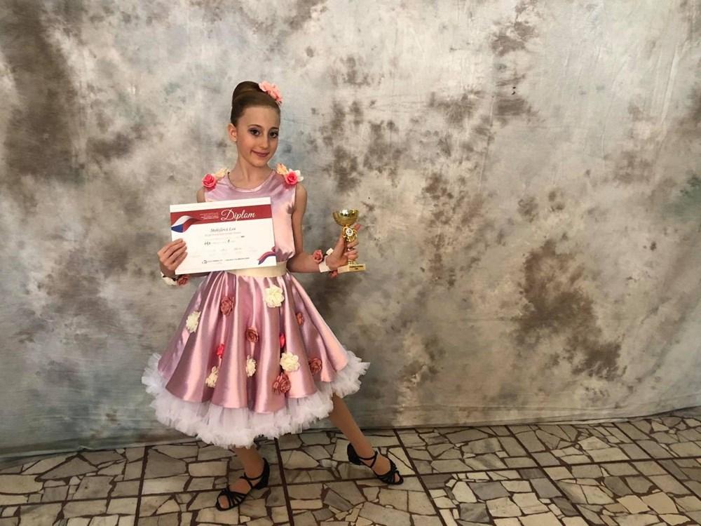 Popis: Olomoucká baletní škola velmi výrazně uspěla v českém kole mezinárodní taneční soutěže Dance World Cup.