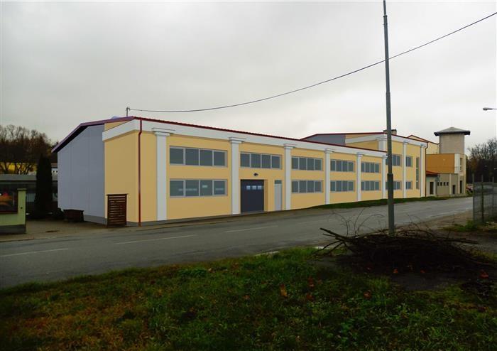 Jihlavská střední škola průmyslová, technická a automobilní bude mít nové ruční dílny a učebny.