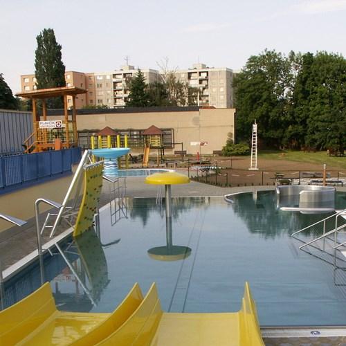 Plavecký areál Přerov