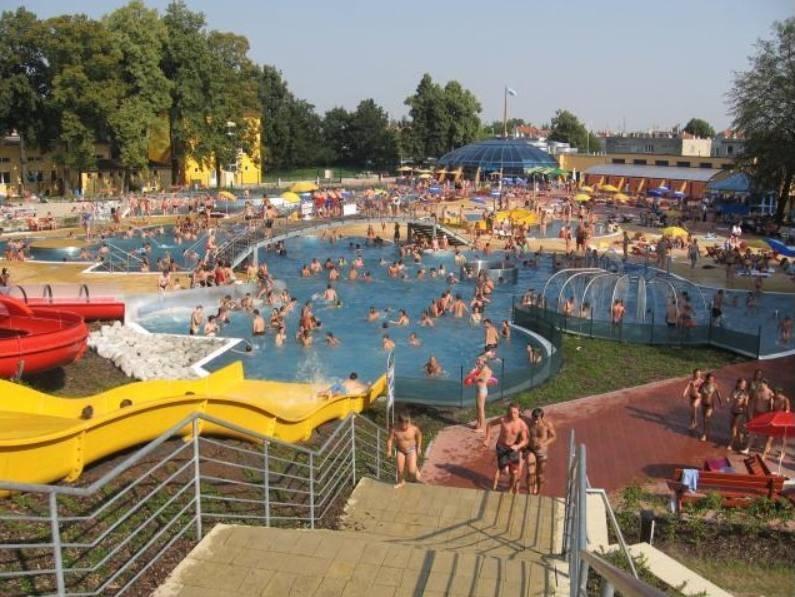 Aquapark Koupelky v Prostějově.