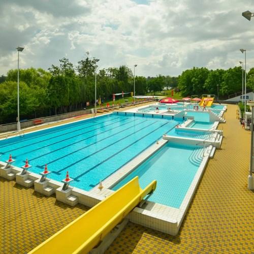 Plavecký stadion Tábor