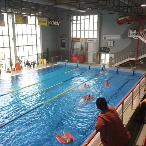 Plavecky stadion Strakonice