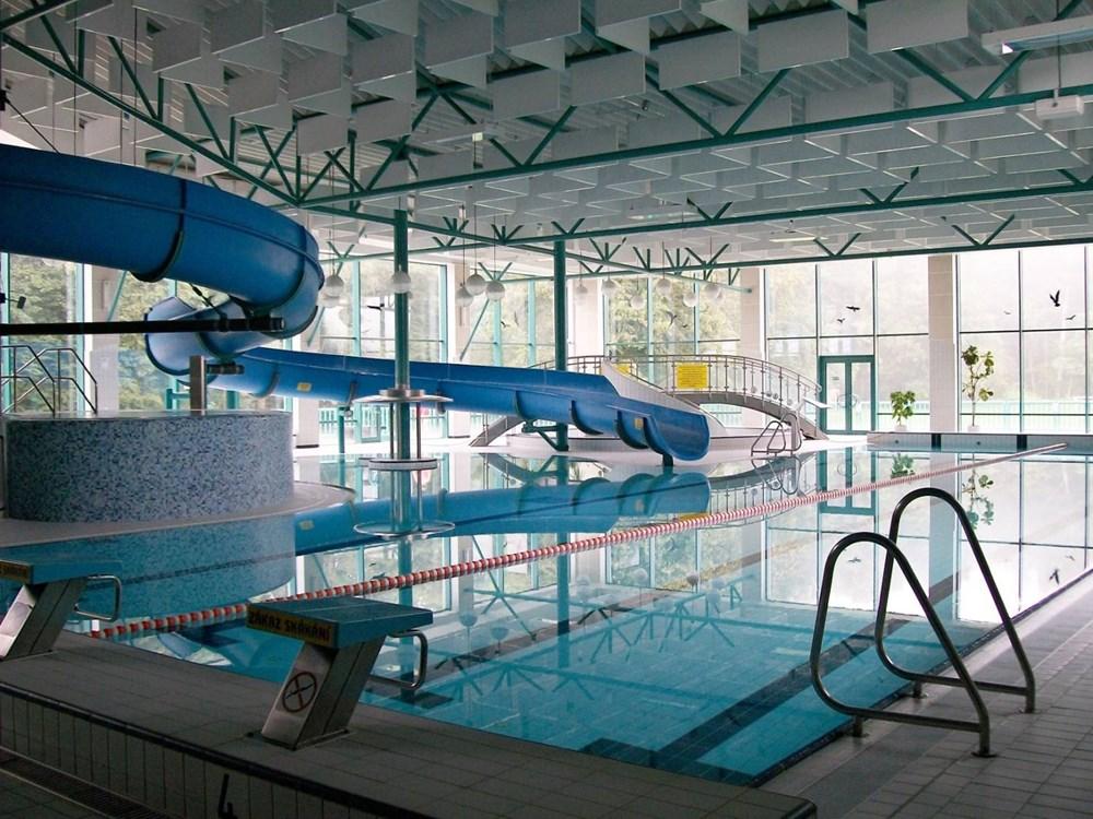 Aquapark Horažďovice.