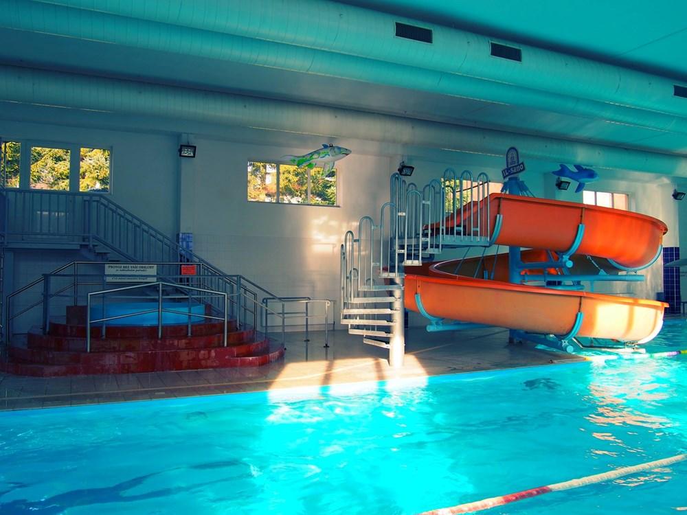 Bazén Přimda.