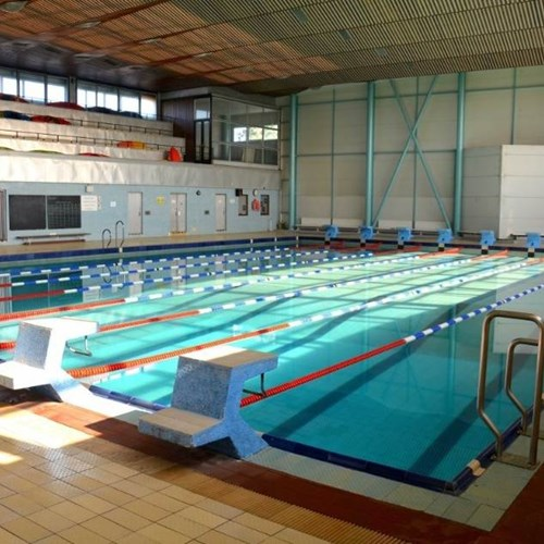 Krytý bazén Zelený Pruh
