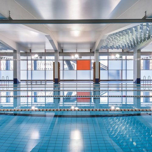 Plavecký bazén Strahov