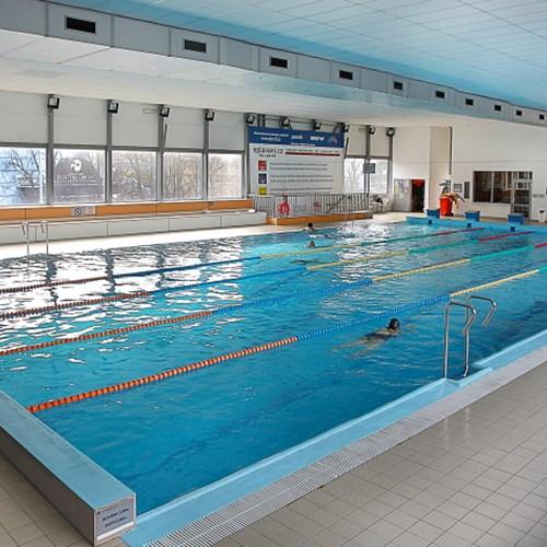 Výstaviště Praha Holešovice – Bazén