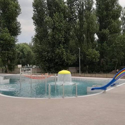 Letní koupaliště Neratovice
