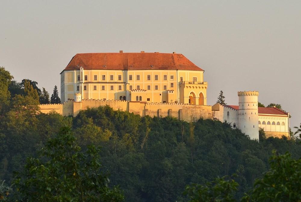 Zámek Letovice.