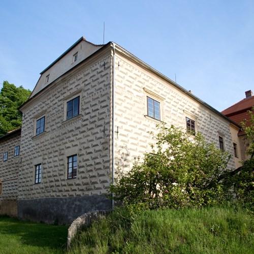 Zámek Chudenice – Muzeum Josefa Dobrovského