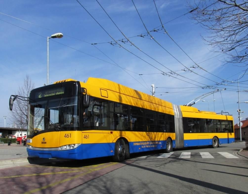 Dopravu žáků do zlínských škol zajistí trolejbusy a autobusy