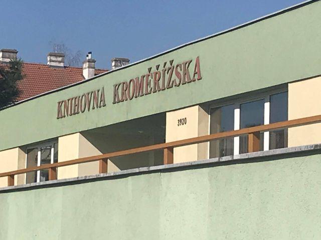 Knihovna Kroměřížska je přátelská k handicapovaným. Získala certifikát