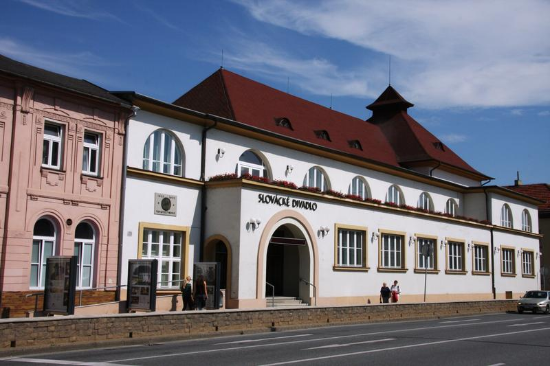 Slovácké divadlo začíná opět hrát