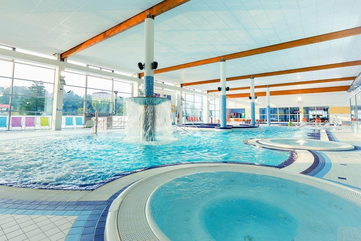 Aquapark v Uherském Hradišti otevře v pondělí 25. května