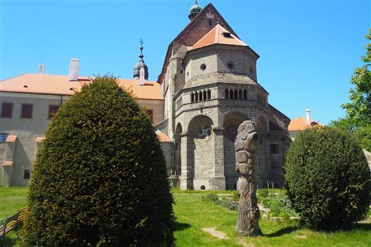 Městská věž či Vodojem Kostelíček. V Třebíčí se otevírají památky zapsané na seznamu UNESCO