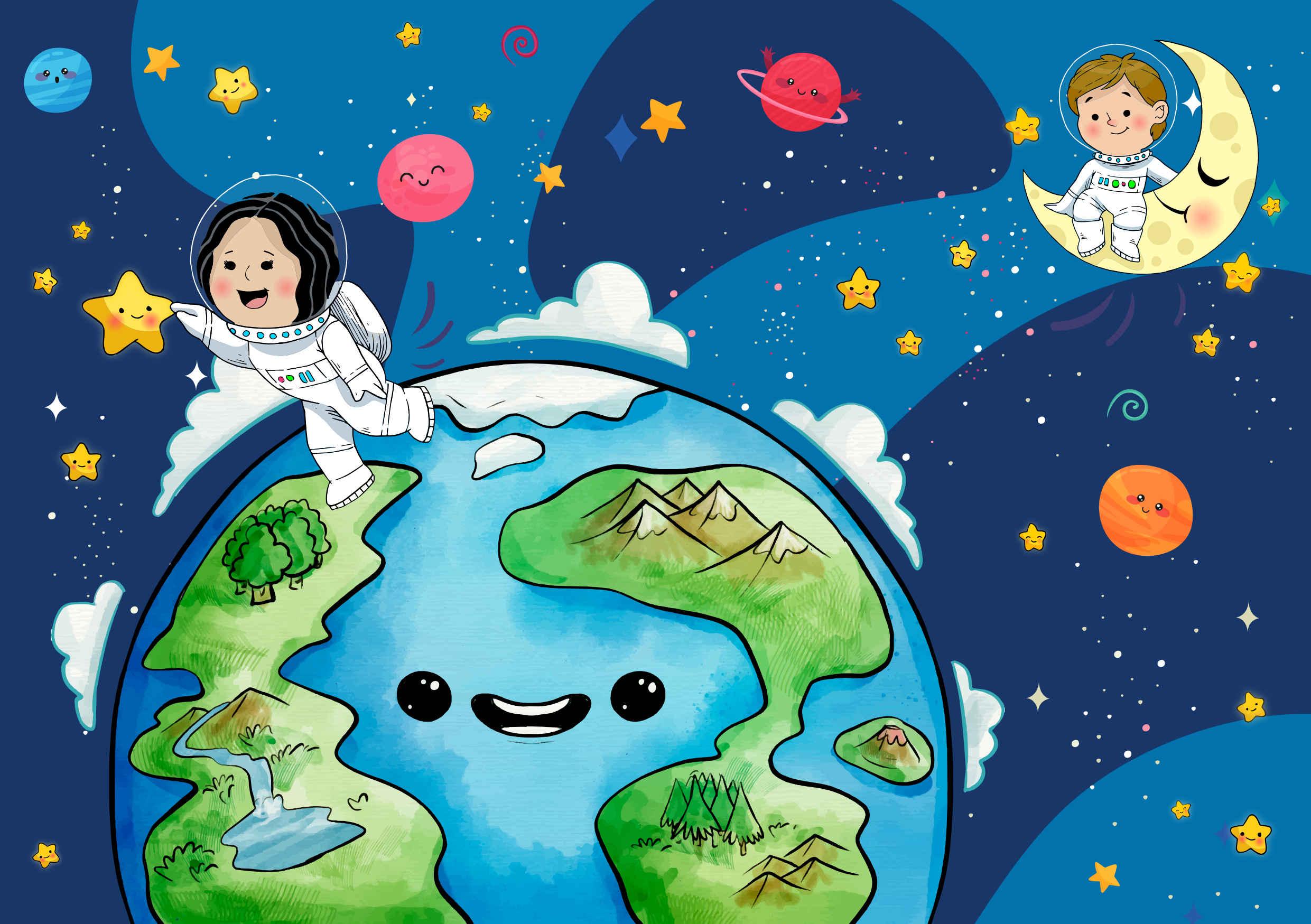 Oslavte Den dětí hrami, díky nimž lépe poznají planetu Zemi