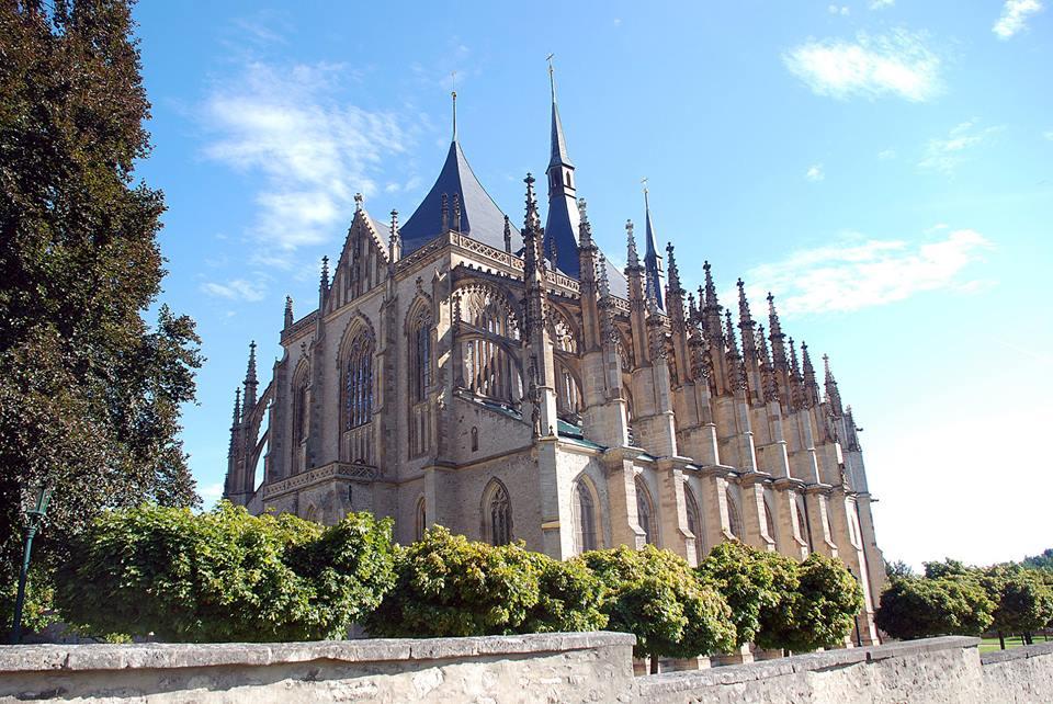 Chrám sv. Barbory v Kutné Hoře se chystá na zahájení provozu