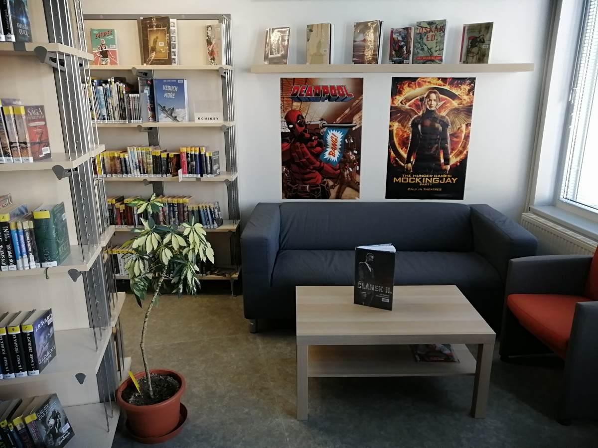 Svitavská knihovna začíná fungovat od pondělí 25. května