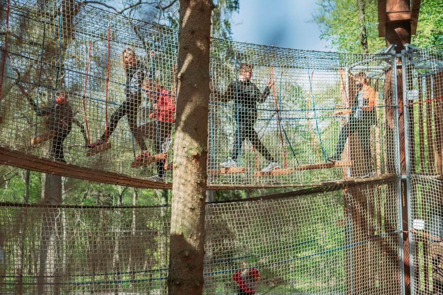 Nové hradecké 3D bludiště je od pondělka v plném provozu. 1. června si děti mohou areál vyzkoušet zdarma