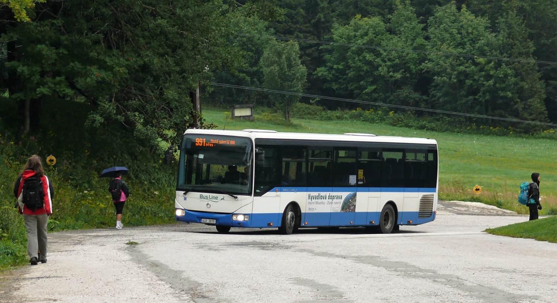 Od soboty 6. června zahajují provoz autobusové linky z Jilemnice a z Harrachova na Zlaté návrší