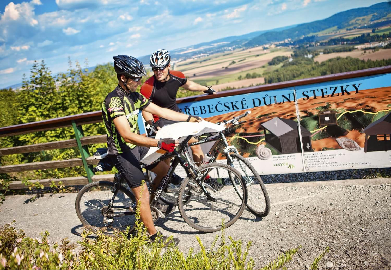 Cyklobusy přiblíží cyklisty k atraktivním místům Českomoravského pomezí