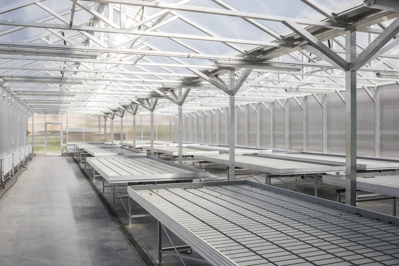 Školní statek Opava má nové skleníky i učebny