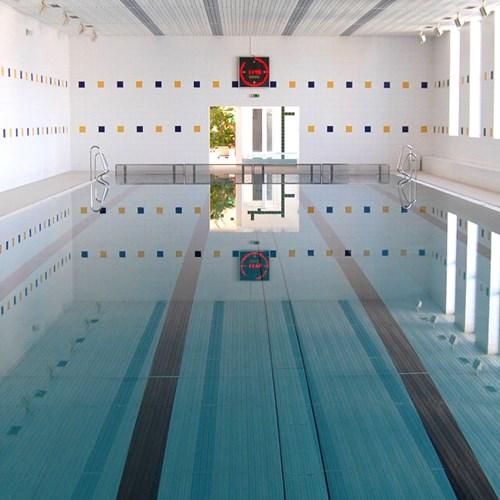 Krytý plavecký bazén Lovosice