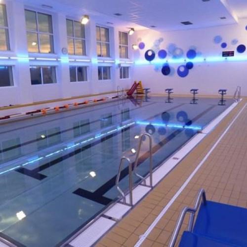 Bazén Výšinka – Turnov