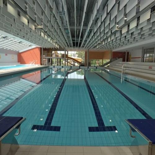 Plavecký bazén Česká Lípa