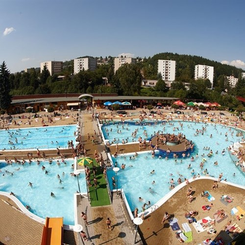 Letní koupaliště Trutnov