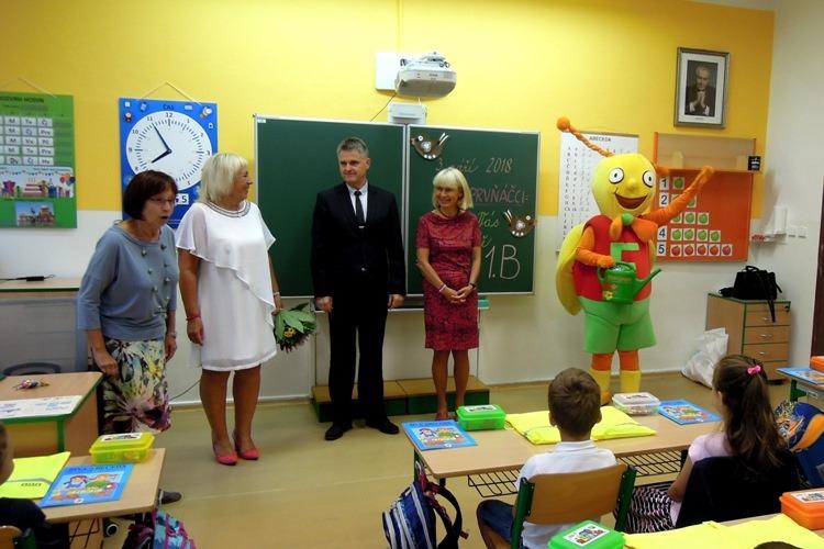 V září nastoupí do základních škol zřizovaných městem Havířov přes 600 prvňáčků