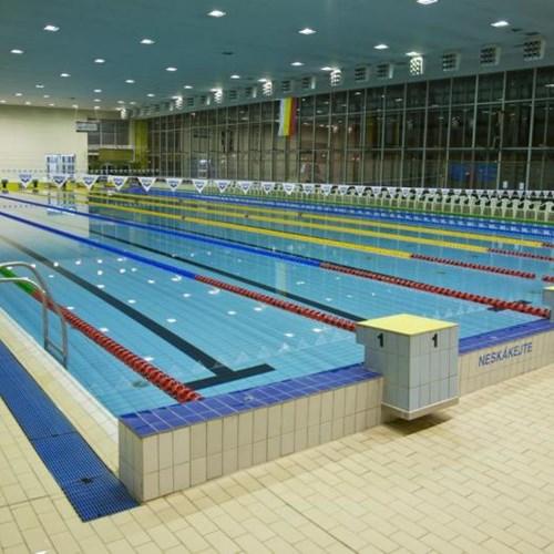 Plavecký bazén 50 m Hradec Králové